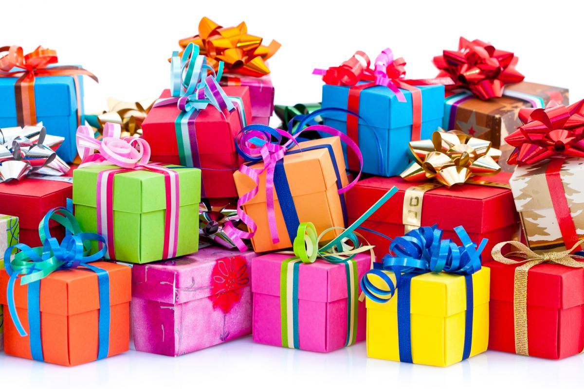 Подарки для Ваших детей