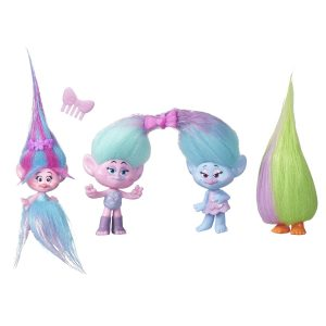Игровой набор Стильная вечеринка Розочки Dreamworks Trolls Poppy's Fashion Frenzy Set