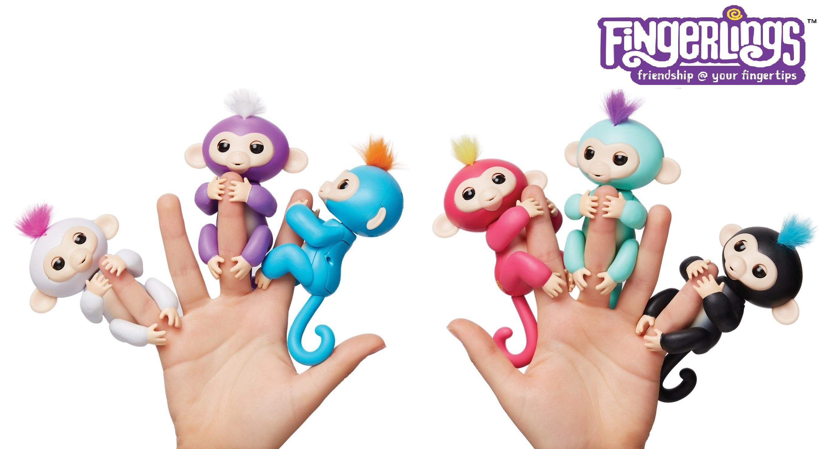 Wow Wee Fingerlings